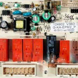 Электронные модули управления (платы управления) ко всем видам плит