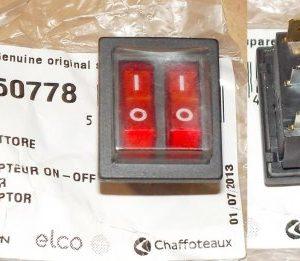 Включатель, кнопки розжига, кнопка включения для водонагревателя Ariston / Аристон