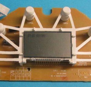 Электронный модуль плата для хлебопечки Техцентр Полюс Контрольная плата с дисплеем для хлебопечки gorenje Горенье 460355
